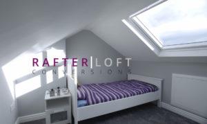 Rafter Loft Conversion - Loft Conversion Manchester and Bolton